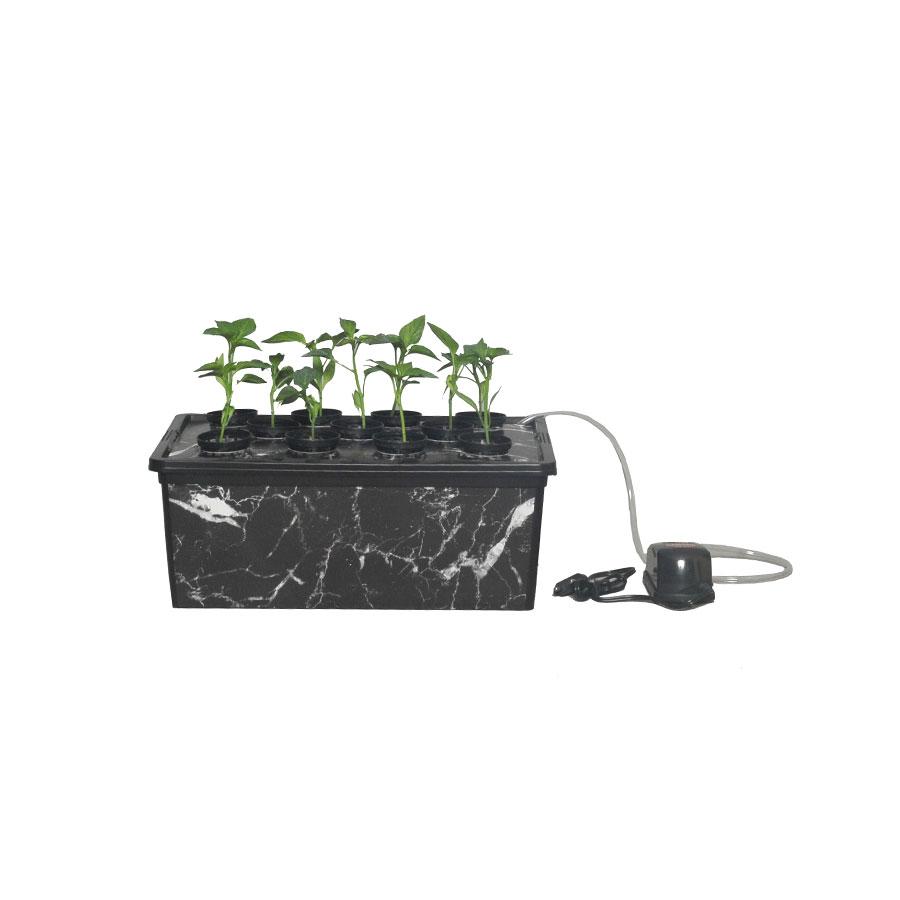 Topraksız Tarım Hidroponik Bitki Yetiştirme Kabini